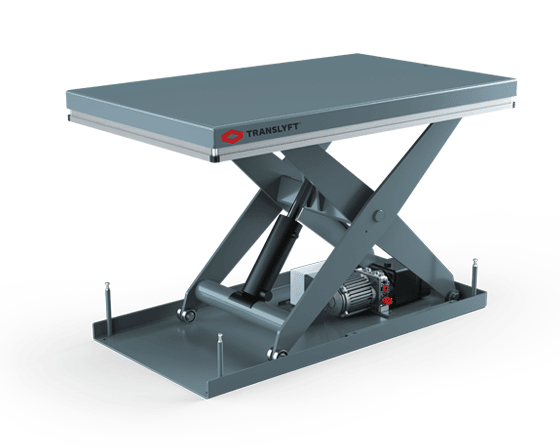 grey lifting table