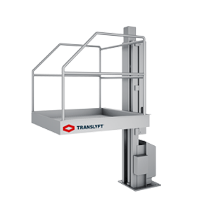 TRANSLYFT Manual Work Platform