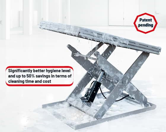 tilted-hygienic-lifting-table