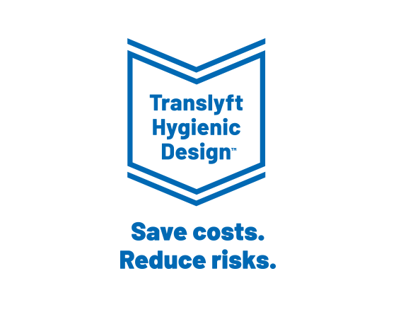 the translyft hygienic design logo