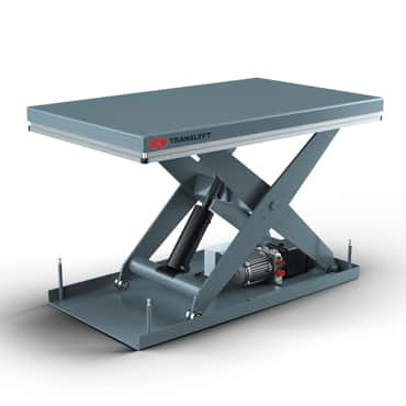TRANSLYFT Silverline budget lifting table