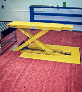 two lifting tables in one design